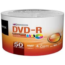 DVD-R Sony 4.7 GB Printable 16x - R$ 1,91
