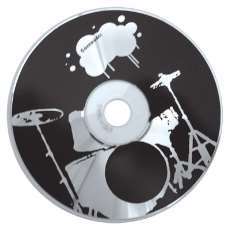 Cd-r silk bateria 48x 700mb - R$ 0,73