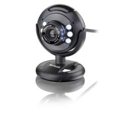 Webcam 16MP - Multilaser WC045 - R$ 53,79