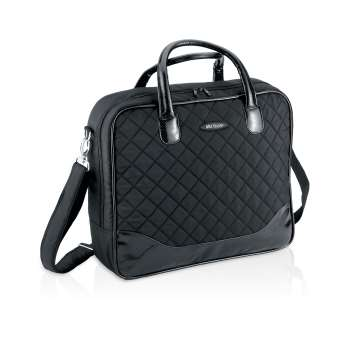 8bcc0a96e95b7 Bolsa Feminina Fashion para Laptop 15  Preto BO024 - Multilaser ...