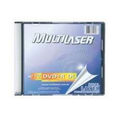 DVD+R 8x Dual Layer 8.5GB DV002 - M - R$ 0,00