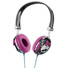 Headphone Monster High PH100 - R$ 21,81