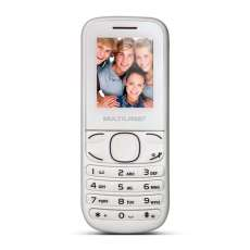 Celular 4chips com Câm. MP3/4 FM - R$ 145,57