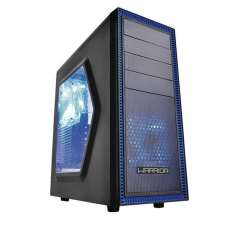 Gabinete Gamer c/ 3 Coolers e LED - - R$ 382,92