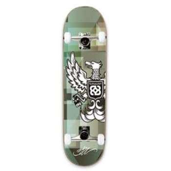 372f75fe43d65 Skate longboard Bob Burnquist águia Multilaser ES073