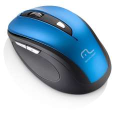 Mouse sem Fio USB - Multilaser MO24 - R$ 44,13