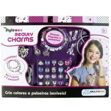 My Style Beauty Charms Multikids BR - R$ 65,79